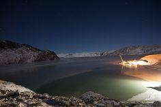 Pakitsoq in Greenland