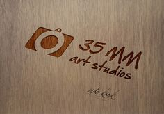 35 mm art studios photography logo 2016 sunum - 2