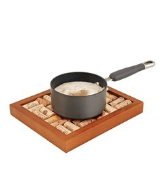 Wine Cork Trivet Kit | dotandbo.com