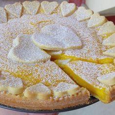 Crostata al Limone | Le ricette di petalina