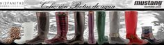Colección botas de agua Mustang e Hispanitas Mustang, Shopping, Waterproof Boots, Shoes Heels Boots, Tall Boots, Types Of Shoes, Totes, Trends, Women