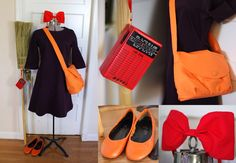 Kiki's delivery service costume Cosplay