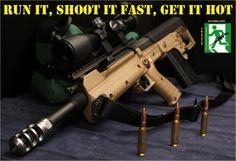 Precision Rifles Shooting
