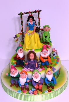 Snow white and the seven dwarf's