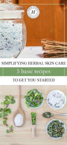 Here are 5 DIY natural skin care recipes that are both simple and basic to get you started!
