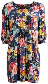 Joules  Womens Floral Tunic Dress