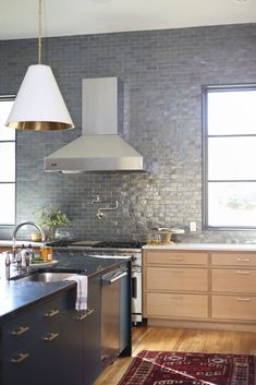 The Delaware Project Cozy Modern Kitchen reveal! Here it is! The Delaware Project kitchen was a labor of love, and one of our favorite rooms we have every done. Enjoy! All sources at the end.