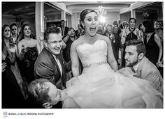 Jamie and Brian's wedding at the Nonantum Resort featured The Hora, by Wavelength Band. Nonantum Resort weddings, Kennebunkport Maine wedding photographers.