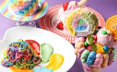 Tokyo's Kawaii Monster Café is as much an experience as it is a restaurant…