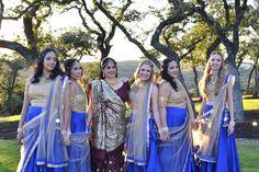 Amazed #IndianWedding #BeautifulBride #MatronofHonor