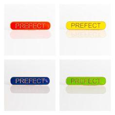 Enamel Bar Pin Badge - Prefect – London Emblem