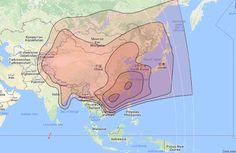 Informasi TV Satelit Parabola: Daftar Channel Terbaru Satelit Apstar 7 76.5°E KUB...