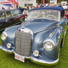 Mercedes Benz 1954 300B Cabriolet