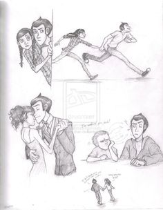*SHIPS SO MANY TIMES* Wilbur and Violet <3