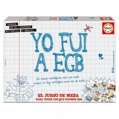 Juguete EDUCA YO FUI A EGB PRECIO 28,12€ en IguMagazine#juguetesbaratos