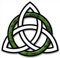 Celtic symbol for father and son More