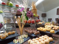 Feeling hungry? Xhale Club snacks at Breathless Punta Cana Resort & Spa!