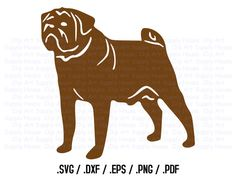Hey, I found this really awesome Etsy listing at https://www.etsy.com/listing/262381142/pug-dog-svg-puppy-dog-clipart-veterinary