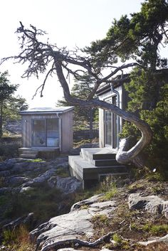 Cabana, Small Summer House, One Storey House, Permanent Vacation, Tiny House Cabin, Scandinavian Home, Modernism, Architecture Design, Pergola