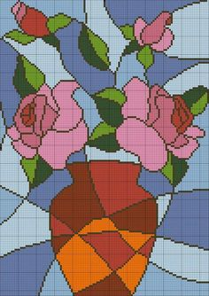 1 million+ Stunning Free Images to Use Anywhere Line Patterns, Beading Patterns, Cross Stitch Designs, Cross Stitch Patterns, Pokemon Perler Beads, Cross Stitch Pillow, Free To Use Images, Cross Stitch Flowers, Rug Hooking