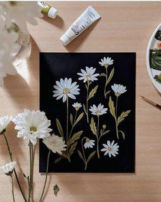 Simple Canvas Paintings, Small Canvas Art, Mini Canvas Art, Easy Canvas Art, Cool Art Drawings, Acrylic Art, Diy Painting, Watercolor Art, Artsy