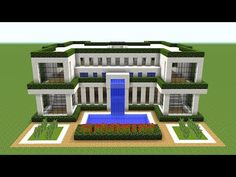 minecraft houses how to build \ minecraft houses ; minecraft houses how to build ; Villa Minecraft, Modern Minecraft Houses, Minecraft City Buildings, Minecraft Room, Minecraft Houses Blueprints, Minecraft Plans, Minecraft Crafts, Minecraft Treehouses, Minecraft How To Build