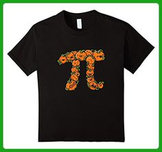 Kids Pumpkin Pie - The Ultimate Pi Day Tee - Cute Math Joke Tees 6 Black - Math science and geek shirts (*Amazon Partner-Link)