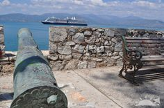 Navplion or Nafplio, Greece is a small seaport town and first capital of the kingdom of Greece (1830-1834).