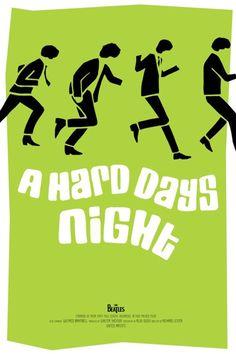A hard days night