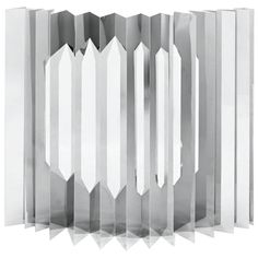 Camouflage Screen Stainless Steel   From a unique collection of antique and modern screens and room dividers at https://www.1stdibs.com/furniture/more-furniture-collectibles/screens/