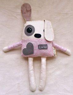 Little White Puppy: