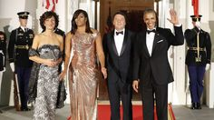 Obama's last state dinner included food prepared by Mario Batali