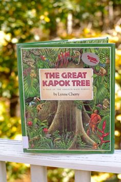 The Great Kapok Tree by Lynn Cherry. This could spark a great series of activities about the rainforest. Learning about the layers of the forest, where the animals are located within the greater continent, etc. @Angie Stanley @Kelly Hart Carpenter -- I like that you can adapt the activities to your group but still have meaningful time together. See related rainforest/animals pins to create a series of activities! Thoughts?