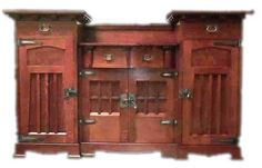 Arts And Crafts Movement Interiors   Arts and Crafts furniture was manufactured in Australia between 1900 ...