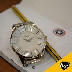 Tens mais 366 dias para escreveres a tua história. Feliz 2016! #egowatches #gofightyourself #vibe #newyear #goodvibes #silver #watches #aims #changes