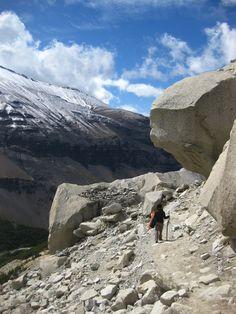 I <3 trekking in Torres del Paine...