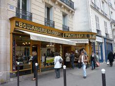 Boulangerie #Paris #France