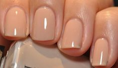 My obsession for the perfect nude nail - OPI Samoan Sand