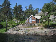 Hytte (cabin) nearby Kristiansand, Norway