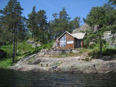 Hytte (cabin) nearby Kristiansand, Norway