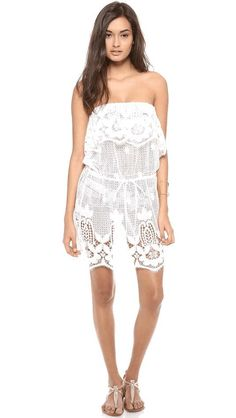 Love the Miguelina Dylan Cover Up Dress on Wantering.