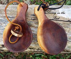 Black Walnut Canoe Cup/Kuksa/Noggin