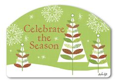 Magnet Works House Flag - Celebrate The Season Decorative Flag at Garden House F