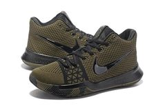 4a566a8410d Cheap Nike Kyrie 3 Olive Black