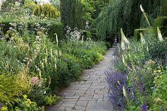 The New English Garden: Cottesbrooke Hall