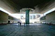 Pedro Ramamirez Vazquez, l'architetto che cambiò il volto di Città del Messico