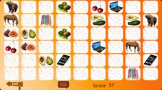 Memory Game from Android Blooms