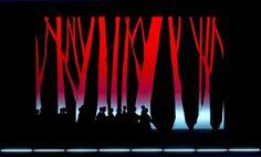 Macbeth -Verdi - Teatro comunale di bologna Bob Wilson - ph. Rocco Casaluci 2012