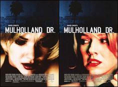 [ MULHOLLAND DRIVE POSTER ]