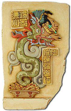 Hunab Ku - Dios Supremo (Mayan supreme god)